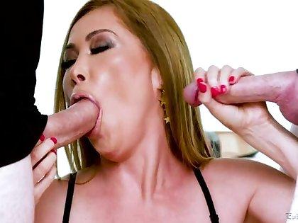 Big-Boob Asian MILF Cumslut Kianna #6