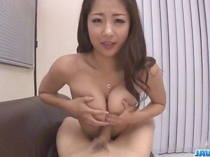 Satomi Suzuki, blarney sucking angel, POV sensations