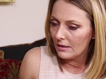 Sasha Heart and Brenda James - How to Lick rub-down the Blues