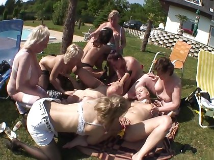 Horny pornstar in fabulous blowjob, alfresco porn instalment