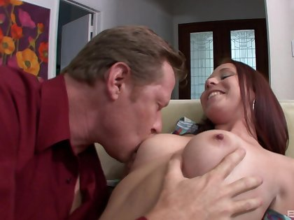 Older lover goes everlasting when hooking up with cute Autumn Kline