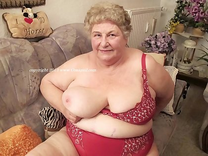 OmaGeiL Amateur Grannies Intriguing Pictures