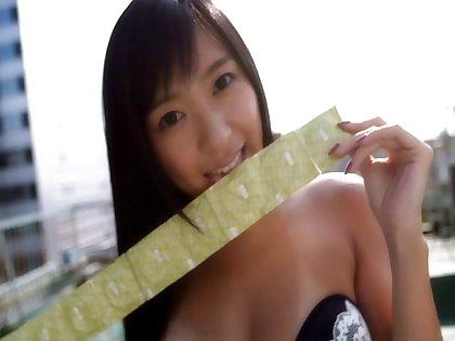 Collection of porn videos with kinky Japanese nurse Nana Ogura
