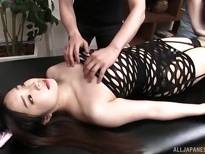 Hot Japan mature in crazy vocal pastime and kinky fetish