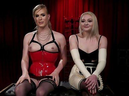Transmitted to Filthy Maid: Roxxie Moth Disciplines Incompetent Arielle Aquinas